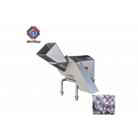 20mm 25mm 1.5KW Salad Dicer Fruit Processing Equipment
