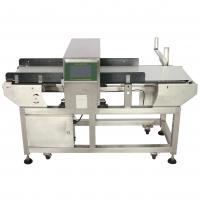China Automatic Conveyor Belt Metal Detector For Food Industry / Iron Metal Detector on sale