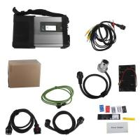 China BENZ C5 SD Connect Diagnostic Tool Mercedes benz diagnostic scanner tool for benz cars trucks actros wholesale
