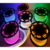 Buy cheap Ultra Thin 5*12mm Silicone LED Neon Light -12 Volt Dot-Free Light LED Silicone from wholesalers