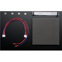 China Indoor Use P6 Led Display Module RGB SMD3528 3 IN 1 1/16 Scan Led Panel wholesale