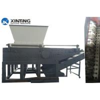 China Solid Waste Shredder Machine In Single Shaft wholesale