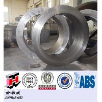 China 4140H Forged Tower Crane Slewing Ring on sale