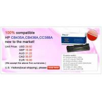 Buy cheap 100% Compatible HP CB435A,CB436A,CC388A from wholesalers