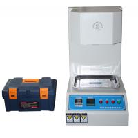 China High Precision Temperature Control Melt Flow Rate Tester Easy Operation wholesale