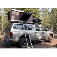China Off Road Hard Shell Pop Up Roof Top Tent Automatic Type 210x125x95cm Unfold Size wholesale