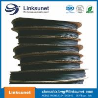 China Black Polyolefin Heat Shrink Cable Sleeve 6mm - 180mm Length -30℃ - 80℃ on sale