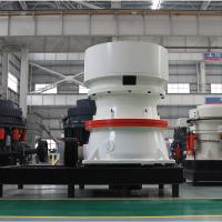 Buy cheap Coal / Limestone Single Cylinder Hydraulic Cone Crusher PYY - 1100C  Big Production Capacity from wholesalers