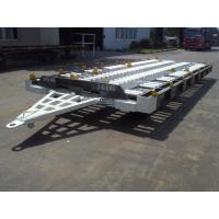 China Heavy Duty Airport Luggage Dolly , Practical Cargo Dolly Trailer Easy Operation wholesale