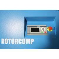 China Food Beverage Oil Free Gas Compressor , Scroll Type Air Compressor Running Simple on sale