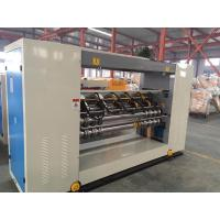 Buy cheap Automatic Thin Blade Slitter Scorer Machine 100m/min Speed For Corrugation Line from wholesalers