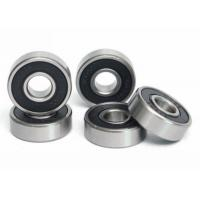 China Stainless Steel Ball Bearings 6205 Open 2RS ZZ ZN C3 C0 Chrome Steel / GCr15 wholesale