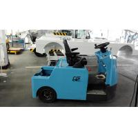 China High Power Electric Tow Tractor Rear Driving For Airports / Military / Railway wholesale