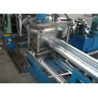 China 10-12m/min Sheet Metal Roll Forming Machines 35.5kw For Scaffolding Platform wholesale
