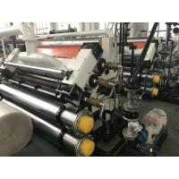 Buy cheap Corrugated Cardboard Produtcion Line 280A Oil Electric Heating Exchange Single from wholesalers