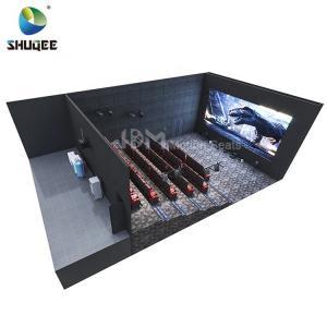 China Simulator Motion Chairs 4d Cinema System Solution Equipment Amusement Park wholesale