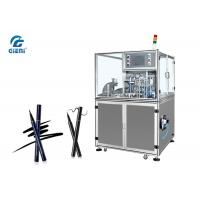 Quality High Performance Cosmetic Filling Machine for Sponge type Eyeliner Pencil , 20-26pcs/min for sale