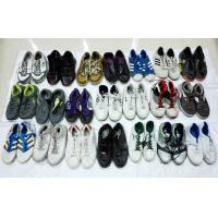 China Grade A++ Summer Men Used Sport Shoes In Bales , Used Shoes and Clothing for Export wholesale