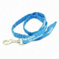 China Woven Lanyards with Woven Logo, Present Different Feelling wholesale