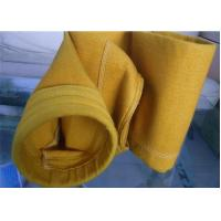 China High Tensile Strength P84 Filter Bags 1000 Mm~8000 Mm Length Oem Service wholesale