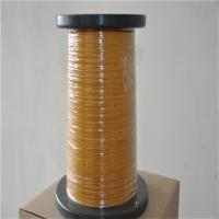 Buy cheap Roll Triple Insulated Magnet Wire For High Frequency Transformer , IEC / UL Certificate from wholesalers