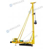 China Foot-step Diesel Hammer Pile Driver wholesale