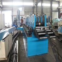 China High Speed Metal Telecom Cable Tray Roll Forming Machine Thickness 1.2-2.0mm wholesale