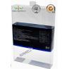 China PET Plastic Garment Sleepwear Packaging Boxes Glossy Finished Varnish Film wholesale