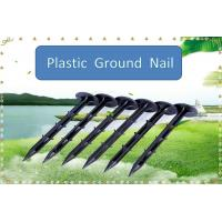 China Plastic Nails Plastic Ground Pegs Plastic Ground Cover  Nails on sale
