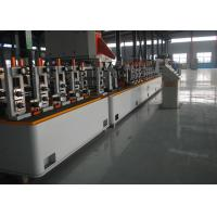 China Professional Precision Tube Mill Pipe Mill Machine 30-100m/Min Speed wholesale