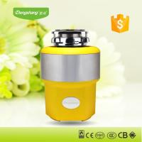 China Kitchen waste disposal machine for home use with 560w 3/4 Hp,auto-reverse function,sound insulation on sale