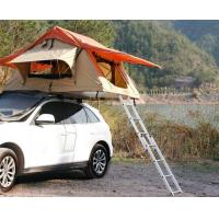 China Family 4 Person Roof Top Tent Large Capacity 145x125x28 Cm Fold Size wholesale