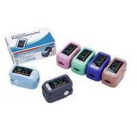 China Medical OLED display digital fingertip pulse oximeter with Spo2 wholesale