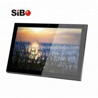 China Android POE Wall Mounted 10 Inch Tablet With NFC Reader And GPIO For Security Control wholesale