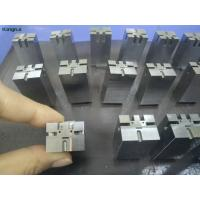 Buy cheap High Precision Wire EDM/EDM Sinker Machining Tooling  Parts Within +/-0.005mm from wholesalers