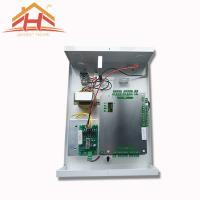 China Two Door Access Control Panel Mobile Phone Operated With Power Adapter Box wholesale