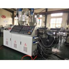 China Stable HDPE Extruding Machine , Energy Saving PVC Extruder Machine wholesale