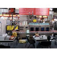 Buy cheap Automatic Beverage Packaging Machine , Aseptic Carton Filling Machine from wholesalers