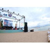 China Outdoor Transparent P10.42mm Waterproof LED Screen IP65 500x1000mm wholesale