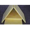 China Fire Proof Glass Wool Sound Insulation Board 96 Kg/m3 , Rock Wool Blanket wholesale