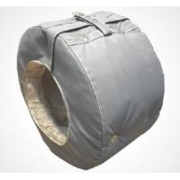 China Construction Thermal Insulation Covers Pipe Aerogel Insulation Removable wholesale
