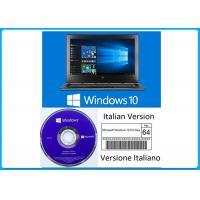 Buy cheap 64bit Microsoft Windows 10 Pro Software Genuine DVD Disk Windows 10 Fpp License FQC-08930 from wholesalers