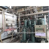 China Coal Grinder Oil Purifier,cooling liquid filtration device,Lubricant Oil Vacuum Dehydrator site working,lube oil dewater wholesale