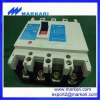 Buy cheap Mitsubishi type Molded case circuit breaker, mold case circuit breaker, mccb from wholesalers
