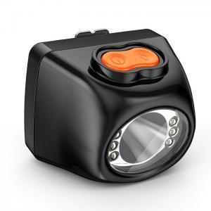China Waterproof Digital 3.2 Volt LED Miners Cap Lamp AC 220V 5200mAh With PC Plastic wholesale