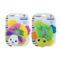 China Non Toxic Silicone Baby Teething Toys , Rubber Animal Shaped Teething Soother on sale