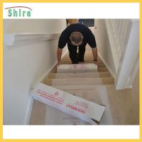 Buy cheap Stair Carpet Protection Film Temporary Stair Protective Films from wholesalers