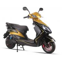 China 150CC Electric Motorcycles For Adults , 60V20A Electric Street Motorcycle wholesale