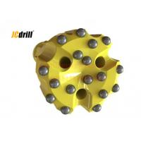 China 165mm DTH Drilling Tools High Pressure Button Bit For Water Well Drilling wholesale
