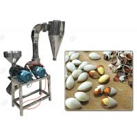 China Stainless Steel Nut Shelling Machine For Pecan Almond , Full Automatically wholesale